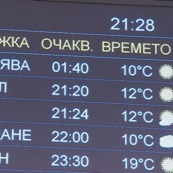 delay flight